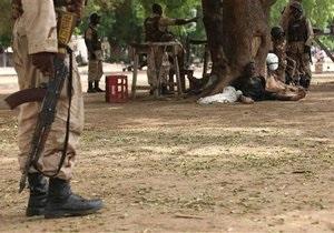 Amnesty обвиняет Нигерию в нарушении прав  Боко харам