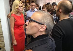 Художники требуют от Заболотной вмешаться в ситуацию с задержанием протестующих возле Мистецького Арсенала