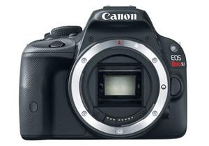 Сanon представила самую компактную в мире зеркальную фотокамеру