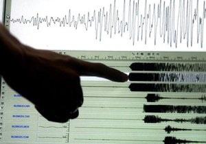 В Сибири произошло землетрясение силой 5,5 балла