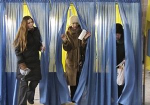 Выборы: аутсайдерами в подсчете голосов остаются Крым и Луганская область
