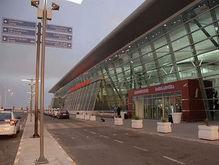 В здании аэропорта Тбилиси обрушилась крыша