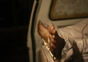 В Киеве из-за пожара в подвале погиб бездомный