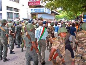 Министр обороны Мадагаскара подала в отставку из-за расстрела оппозиционеров