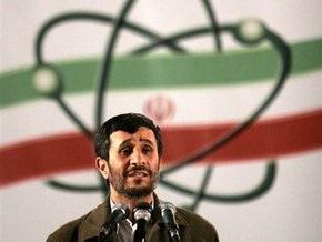 Франция: В 2009 году Иран создаст свою первую атомную бомбу