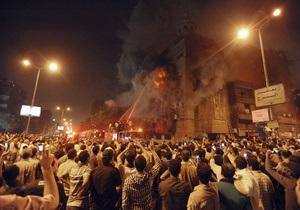СМИ: Девушка, из-за которой начались столкновения в Каире, имела двух мужей