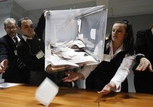 БЮТ требует пересчета голосов в двух областях и Крыму