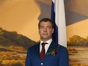 Медведев прибыл в Анголу