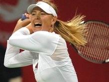 Теннис: Шарапова и Джокович заработали больше всех
