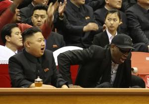 Лидер КНДР рассмеялся в ответ на предложение журналистов посетить США