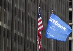 Акции Facebook рухнули более чем на 10%
