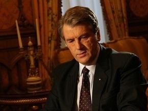 Ющенко назвал отставку Огрызко необоснованной