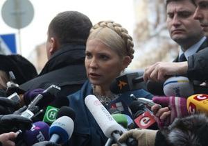 Тимошенко: Мой муж в реанимации