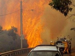 Пожары в Австралии: огонь подбирается к крупным городам