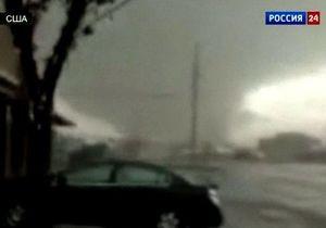 На США обрушились многочисленные торнадо