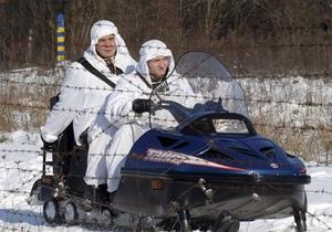 Новости Харьковской области - На границе Украины с Россией найден труп мужчины