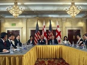 Лидеры грузинской оппозиции откровенно поговорили с Байденом