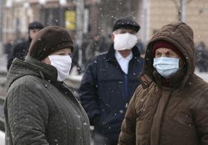 Главный иммунолог Киева рассказал, когда начнется вторая волна гриппа