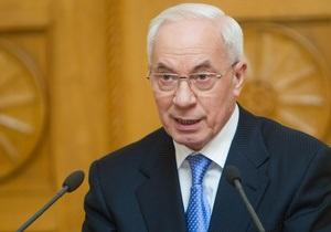 Азаров - премьер - Премьер считает, что юмор об   Азірове  с ним не связан