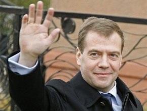Медведев: Украина должна компенсировать убытки от газового кризиса