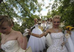 Столичные власти выбрали парк для проведения свадеб