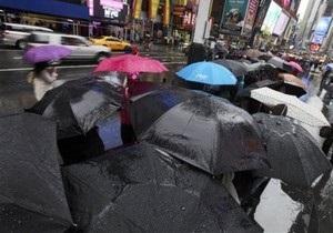 В День Победы в Украине ожидаются дожди и грозы