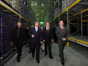 Группа КОНТИ открыла собственный логистический центр в Курске
