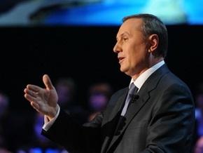 Партия регионов заявила, что не блокировала трибуну Рады