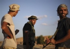 Amnesty International подозревает НПС Ливии в военных преступлениях