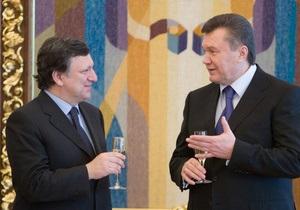 Янукович назвал единственный несогласованный вопрос по Соглашению об ассоциации с ЕС