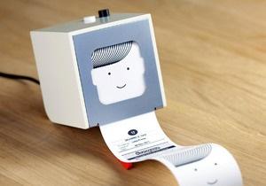 В Британии представили мини-принтер для смартфонов