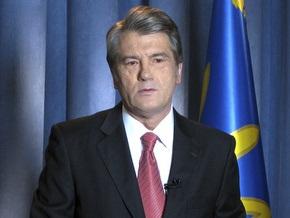 Ющенко: Украина в Европе – это спасение для России