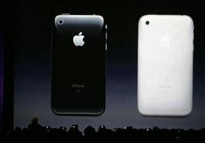 Apple откажется от продаж телефонов iPhone 3GS