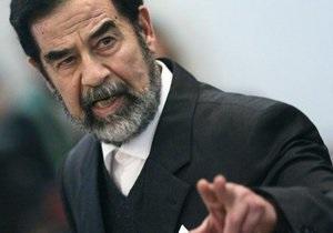 Президент Ирака подарил кувейтскому министру винтовку Хусейна