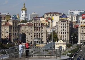 ГАИ Киева обнародовала список улиц, по которым 24-26 мая будет перекрыто движение
