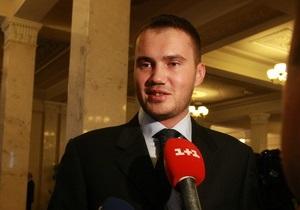 Янукович-младший уверен, что в новое правительство пришли первоклассные профессионалы