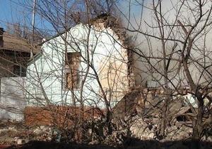 Новости Донецкой области - Новости Мариуполя - Взрывы в Мариуполе - В Мариуполе в жилом доме взорвался склад пиротехники