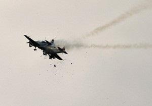 В Германии на авиашоу столкнулись два самолета