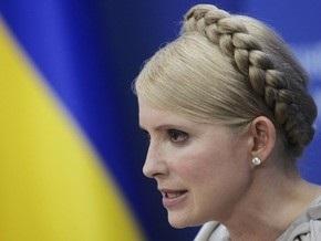 Тимошенко уверена в светлом будущем Украины