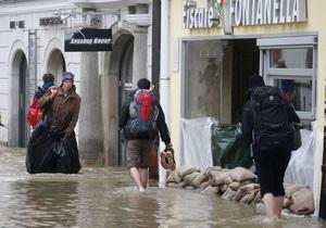 Германия - наводнение - В Германии на реке Эльба прорвало дамбу, идет эвакуация