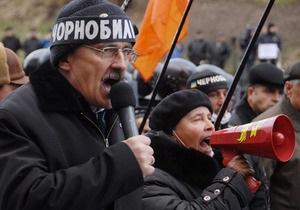 Корреспондент: Фундамент треснул. Восток Украины стремительно превращается в противника власти