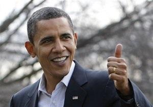 Обаму обрадовали новости из Мексиканского залива, где остановили утечку нефти