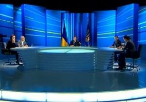 Больше всего звонков Януковичу поступает из восточных и южных областей