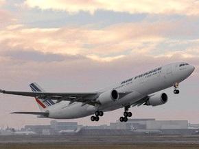СМИ: Самолет Air France летел слишком медленно