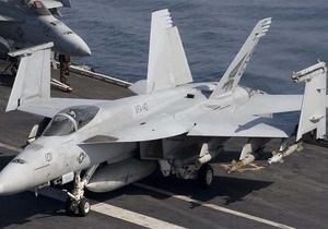 Над Невадой столкнулись два истребителя ВМС США