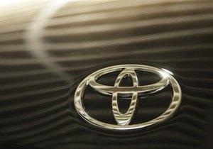 Toyota нарастила продажи на 40%