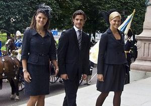 Во Франции хулиган ударил по голове принца Швеции