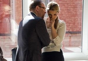 Защита Тимошенко намерена добиваться признания незаконными действий ГПС