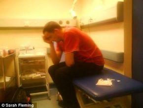 В Великобритании умер мужчина, который ждал медицинского обследования шесть часов