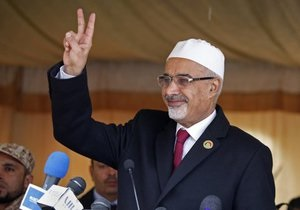 Новости Ливии - парламент Ливии - председатель парламента Мухаммед аль-Магариф - Работа ливийского парламента приостановлена из-за покушения на председателя